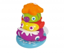 simba ABC Stacking Friends for Bath