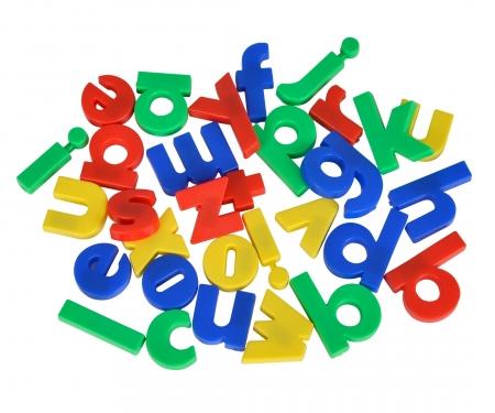 simba Art&Fun  Magnet-Kleinbuchstaben