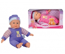 simba Laura First Baby Doll, 2-sort.