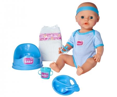 simba New Born Baby Junge