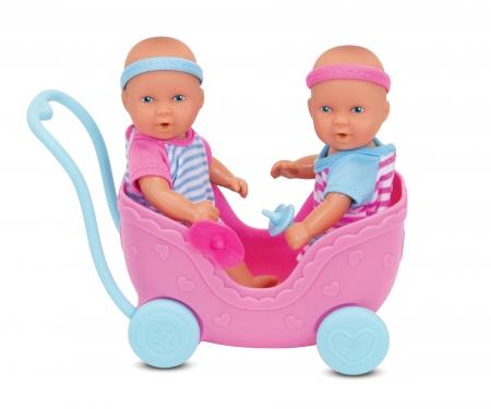 simba Mini New Born Baby Twin Set