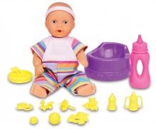 simba Mini New Born Baby Baby-Pflegeset, 2-sort.