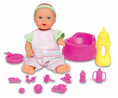 simba Mini New Born Baby Baby Care Set, 2-ass.