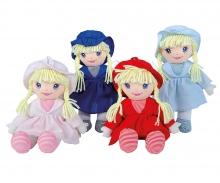 simba My Love Dolly Soft Doll, 4-ass.