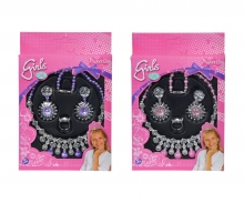 simba Steffi LOVE Girls Prinzessin Schmuck, 2-sort.