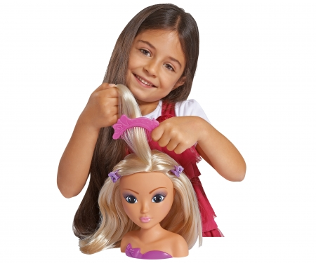 simba Steffi LOVE Girls Styling Head