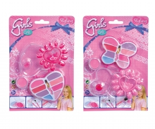 simba Steffi LOVE Girls Make-up Styling Set, 2-ass.