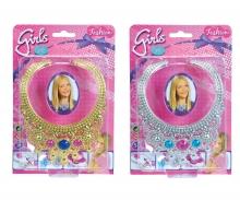 simba Steffi LOVE Girls Fashion Diamond Necklace, 2-ass.