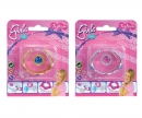 simba Steffi LOVE Girls Fashion Diamond Bangle & Ring, 2-ass