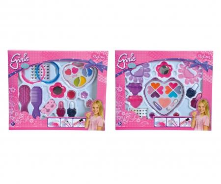 simba Steffi LOVE Girls Beauty Set, 2-ass.
