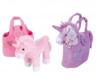 simba Steffi LOVE Girls Unicorn in Bag, 2-ass.