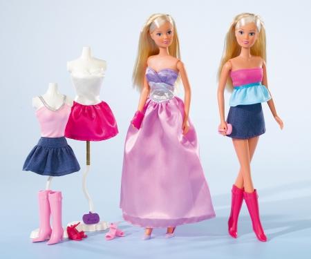 simba Steffi LOVE Trend Fashion, 2-ass.