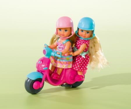 simba Evi LOVE Scooter Fun