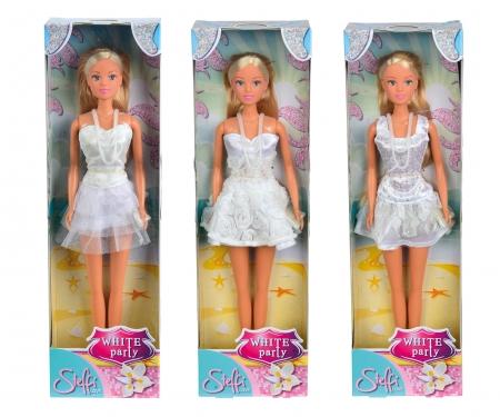 simba Steffi LOVE White Party, 3-ass.