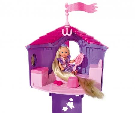 simba Evi LOVE Rapunzel Tower