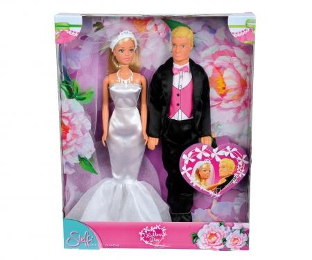simba Steffi LOVE Wedding Day