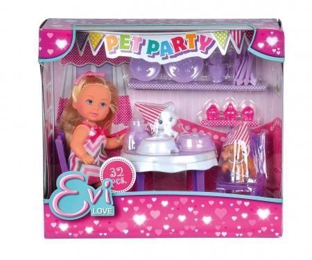 simba Evi LOVE Pet Party