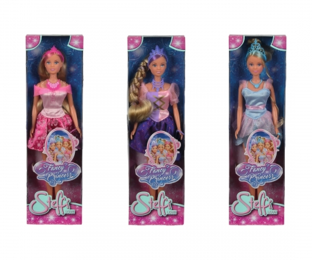 simba Steffi LOVE Fancy Princess, 3-ass.