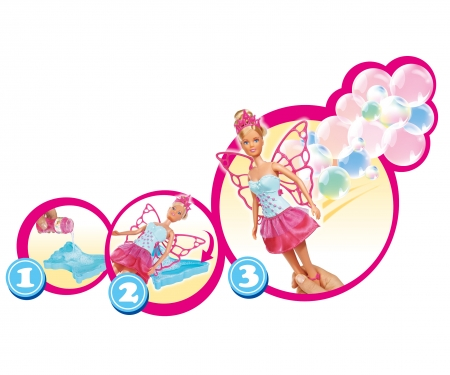 simba Steffi LOVE Bubble Fairy