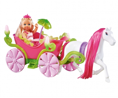 simba Evi LOVE Fairy Carriage