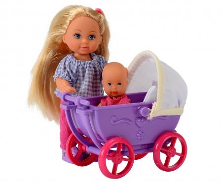 simba Evi LOVE Doll Walk, 2-ass.