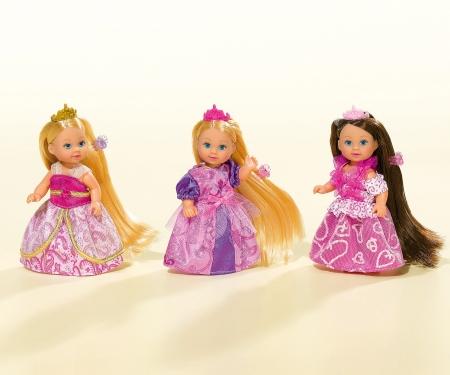 simba Evi LOVE Rapunzel, 3-sort.