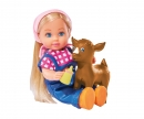 simba Evi LOVE Baby Animal Farm, 2-sort.