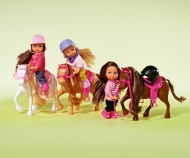 simba Evi LOVE Evi Pony, 3-ass.