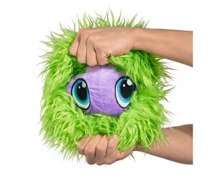 simba Furlocks big Plush Monster, green