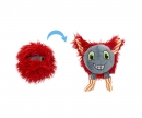 simba Furlocks big Plush Monster, red