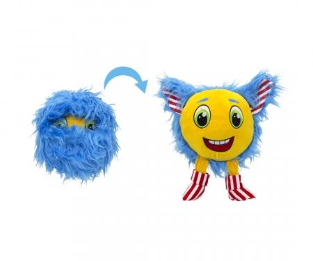 simba Furlocks big Plush Monster, blue