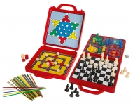 simba Games & More Spielekoffer 6 in 1