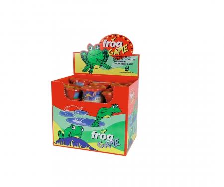 simba Frosch-Hüpfspiel, 2-sort.