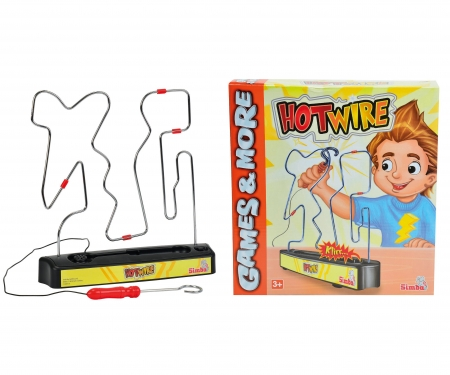 simba Games & More Hot Wire