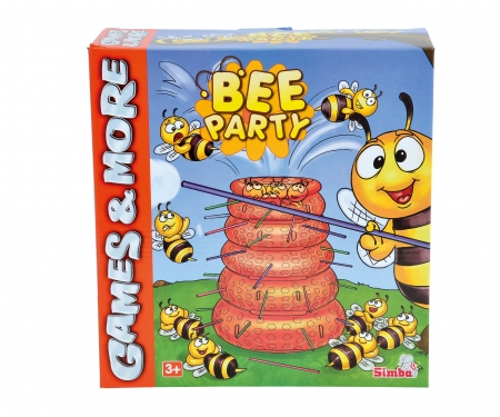 simba Games & More Bee Party