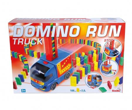 simba Games & More Domino Run Truck