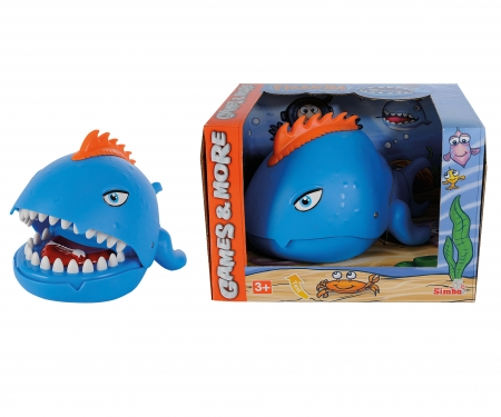 simba Games & More Piranha Fish