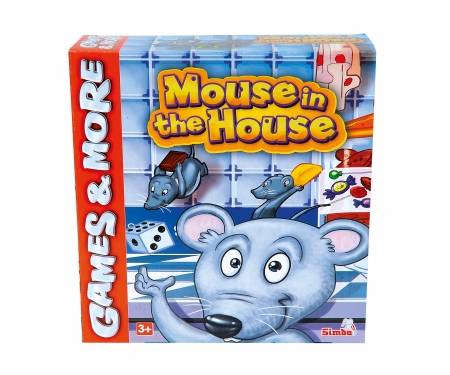 simba Games & More Mouse in the House