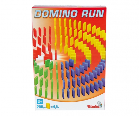 simba Games & More Domino Run 200 Bricks