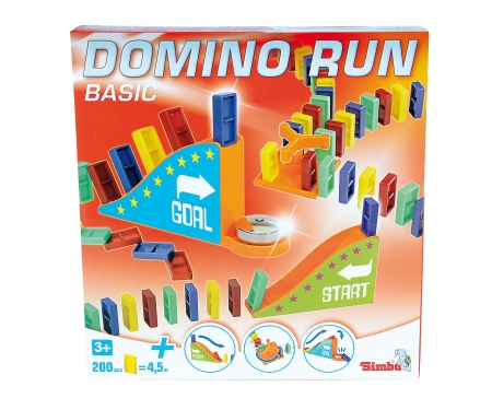 simba Games & More Domino Run Basic