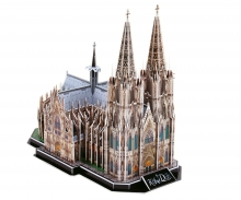 simba 3D-Puzzle Cologne Cathedral