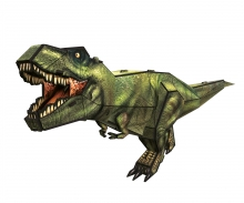 simba 3D-Puzzle T-Rex