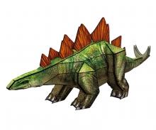 simba 3D-Puzzle Stegosaurus