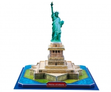 simba 3D-Puzzle Statue of Liberty