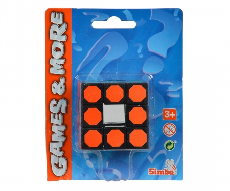 simba Games & More Trick Cube with Hole