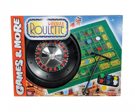 simba Games & More Roulette Deluxe