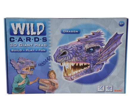 simba Wild Cards Dragon