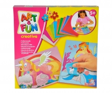simba A&F Foil M. Unicorn & Mermaid, 2-ass.