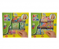 simba Art&Fun 1.000 Sticker, 2-sort.