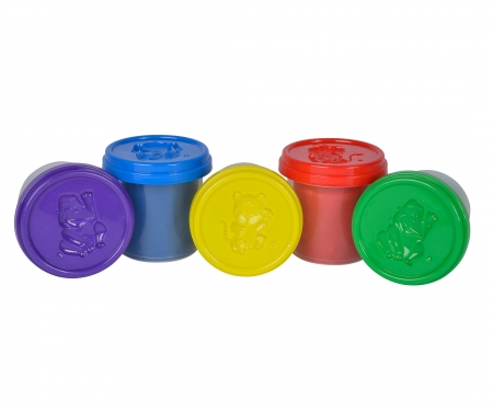 simba Art&Fun Soft Dough 4+1 Bonuspack
